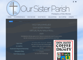 oursisterparish.org