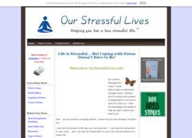 ourstressfullives.com