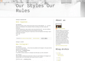 ourstylesourrules.blogspot.de