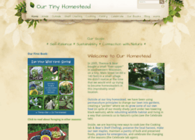 ourtinyhomestead.com