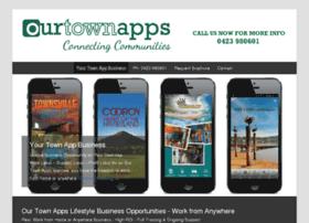 ourtownapps.com.au