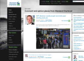 ourviews.standardchartered.com