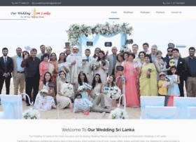ourweddingsrilanka.com