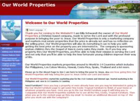 ourworldproperties.com