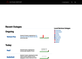 outage.report