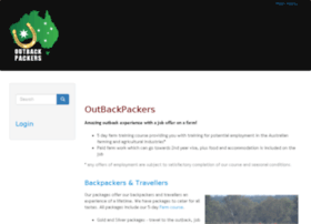 outbackpackers.org
