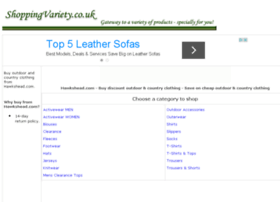 outdoor-country-clothing.shoppingvariety.co.uk