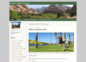 outdoorgearcoupons.com