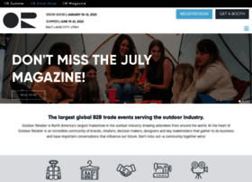 outdoorretailer.com