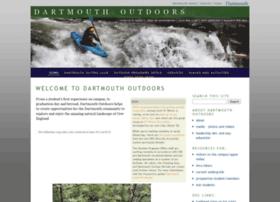 outdoors.dartmouth.edu