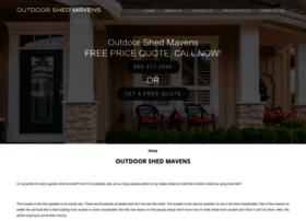 outdoorshedmavens.com