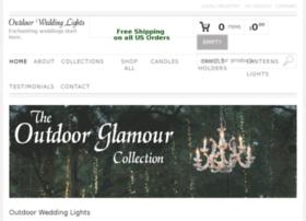 outdoorweddinglights.com