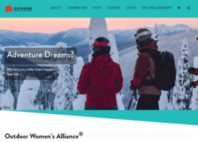 outdoorwomensalliance.com
