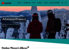 outdoorwomensalliance.com