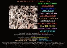 outerbanksdriftwood.com