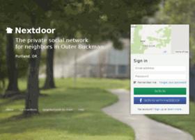 outerbuckman.nextdoor.com
