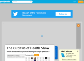 outlawsofhealth.podomatic.com