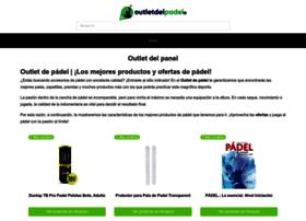 outletdelpadel.es