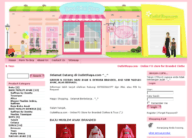 outletraya.com info. OutletRaya.com - Grosir Baju Musli