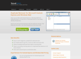 outlook-express.dupe-remover.com