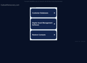 outlook2003.outlookfilerecovery.com