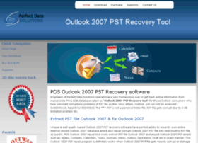 outlook2007.pstrecovery.info