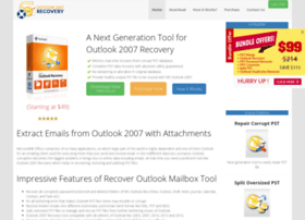 outlook2007recovery.com