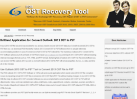 outlook2013.convertosttopsts.com