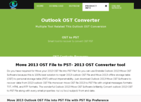 outlook2013move.osttopstconverters.org