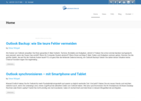 outlookeinrichten.de