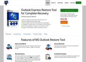 Outlookexpressrestore.com