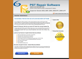 outlookrecovery.pstrepairsoftware.com