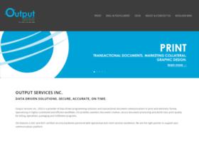 outputservices.com