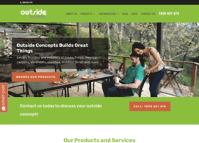 outsideconcepts.com.au