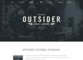 outsidere.com