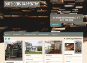 outsiderscarpentry.com