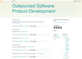 outsourcedsoftwareproductdevelopment.blogspot.com