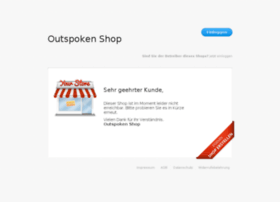 outspoken-shop.de