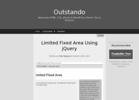 outstando.com