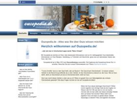 ouzopedia.de