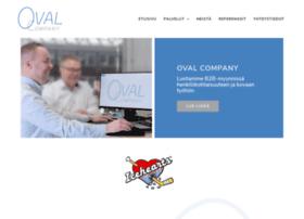 ovalcompany.fi