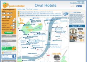 ovalhotels.com