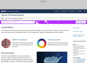 ovarianresearch.biomedcentral.com