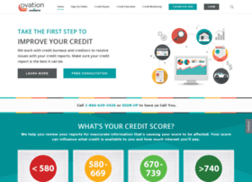 ovationcredit.com