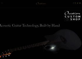 ovationguitars.com