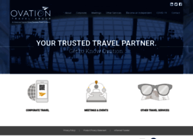 ovationtravel.com