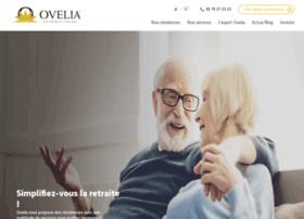 ovelia-residences-senior.com