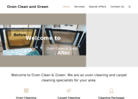 ovencleanandgreen.co.uk