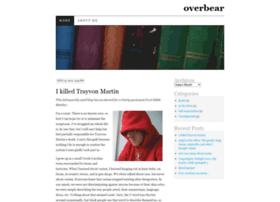 overbear.wordpress.com