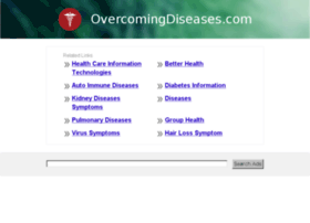 overcomingdiseases.com